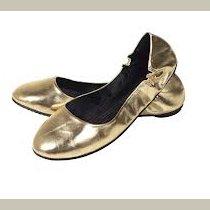 balerinki złote firmy Poirier