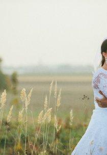 Pani katarzyna w sukni z Kolekcji Agnes Bridal Dream - model 10790