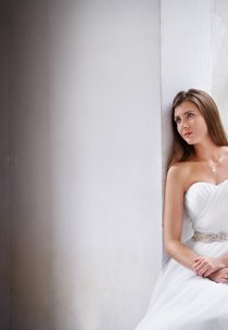 Pani Aneta w sukni marki Agnes Bridal Dream - model 11389.